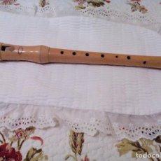 Instrumentos musicales: FLAUTA ADLER- MADE IN GERMANY. Lote 110678263