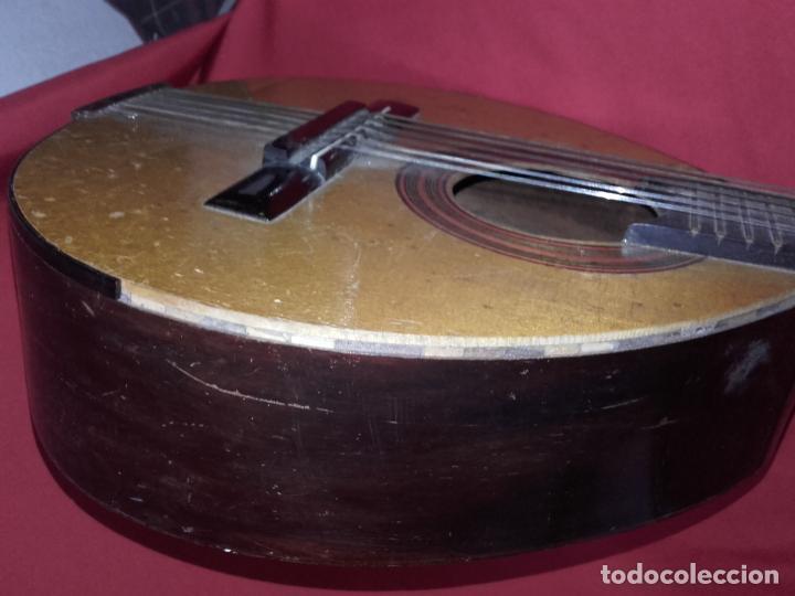 Instrumentos musicales: Antigua Bandurria (Juan Estruch) años 60/70 ADMITO OFERTAS - Foto 9 - 110611179