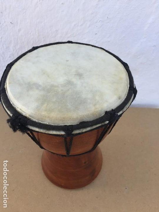 Instrumentos musicales: DIEMBE - Foto 2 - 111444583