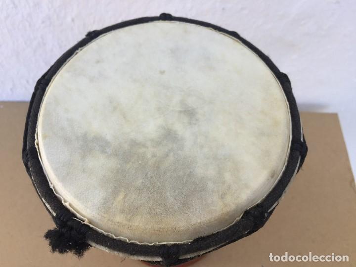 Instrumentos musicales: DIEMBE - Foto 3 - 111444583