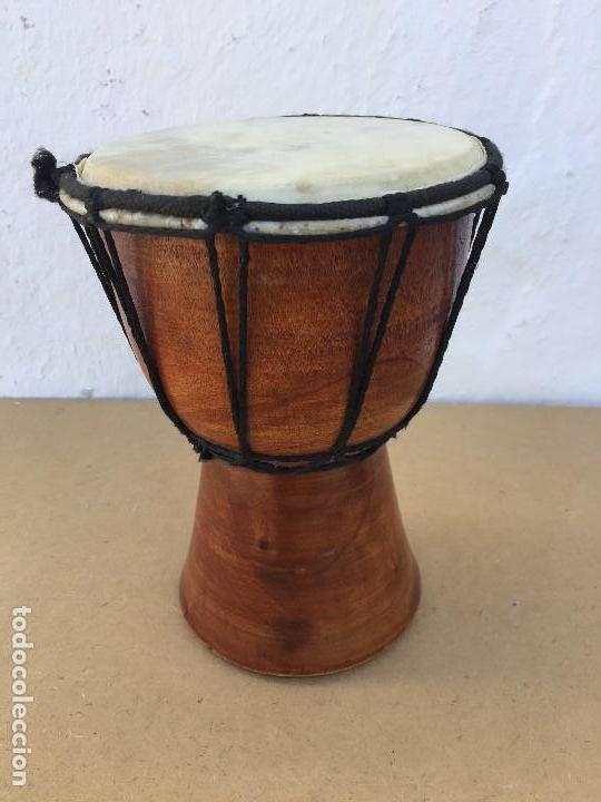 Instrumentos musicales: DIEMBE - Foto 4 - 111444583