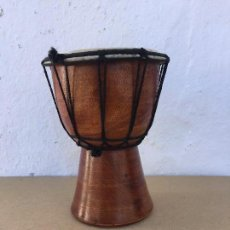 Instrumentos musicales: DIEMBE. Lote 111444583