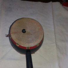 Instrumentos musicales: ANTIGUO INSTRUMENTO ARTESANAL DE PERCUSIÓN. Lote 111586224