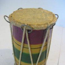 Instrumentos musicales: TAMBOR DE PERCUSION. Lote 111614643