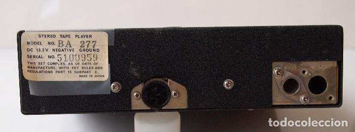 Instrumentos musicales: REPRODUCTOR CARTUCHOS 6 PISTAS CON RADIO MARCA BELAIR - Foto 2 - 111704339