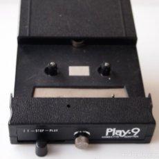 Strumenti musicali: ADAPTADOR DE K7 PARA REPRODUCTOR DE 6 PISTAS - MODELO PLAY9 -. Lote 111705955
