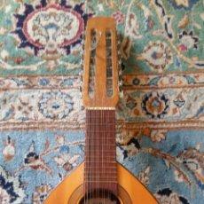 Instrumentos musicales: BANDURRIA HIJOS DE VICENTE TATAY, VALENCIA.. Lote 111780935