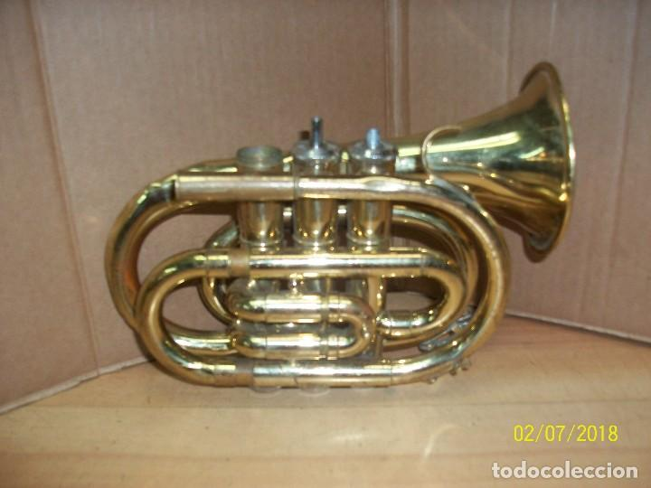TROMPETA-J.MICHAEL-JAPANESE TECHNOLOGY (Música - Instrumentos Musicales - Viento Metal)
