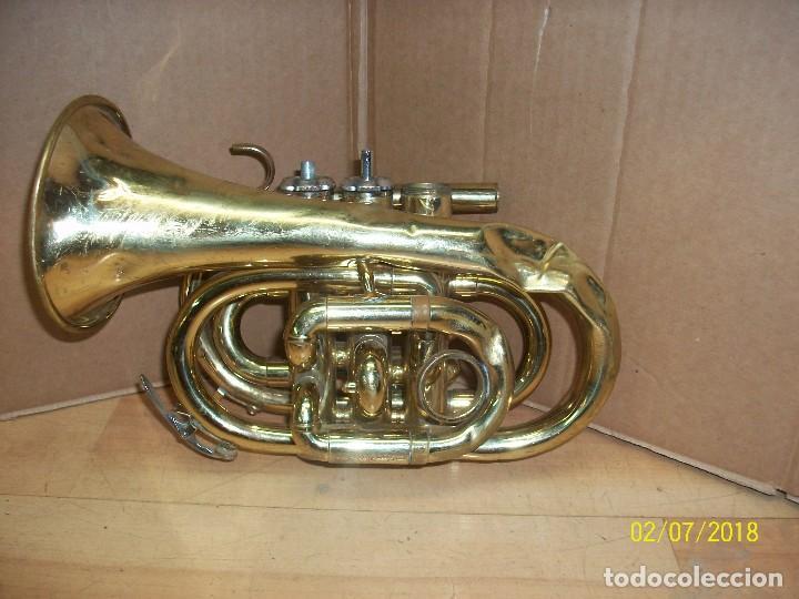 Instrumentos musicales: TROMPETA-J.MICHAEL-JAPANESE TECHNOLOGY - Foto 2 - 111818091