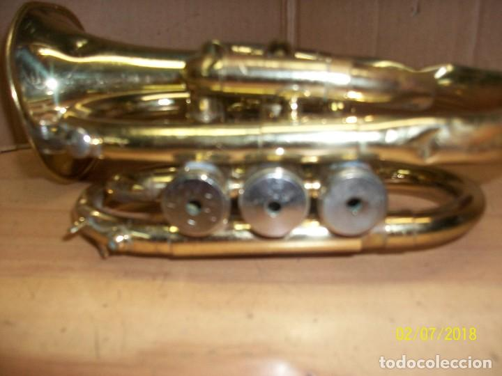 Instrumentos musicales: TROMPETA-J.MICHAEL-JAPANESE TECHNOLOGY - Foto 4 - 111818091
