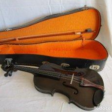 Instrumentos musicales: ANTIGUO VIOLIN CON FUNDA. Lote 111866823