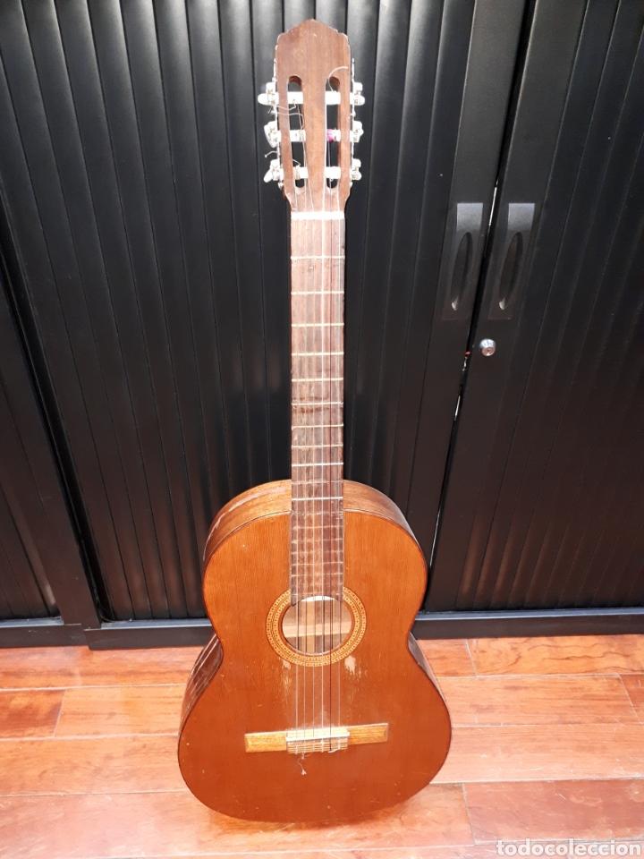 GUITARRA ALVAREZ (Música - Instrumentos Musicales - Guitarras Antiguas)