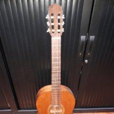 Instrumentos musicales: GUITARRA ALVAREZ. Lote 112357235