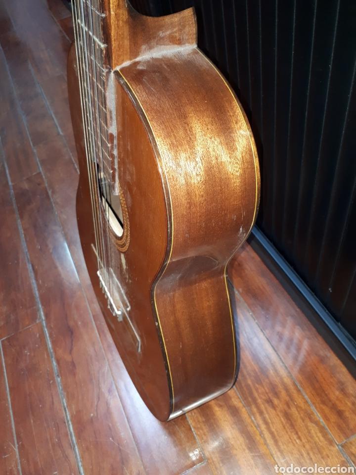 Instrumentos musicales: Guitarra alvarez - Foto 3 - 112357235