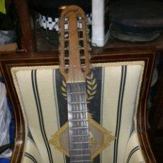 Instrumentos musicales: ANTIGUA BANDURRIA HAY QUE ENCOLAR LA PARTE DE ABAJO. Lote 112646850