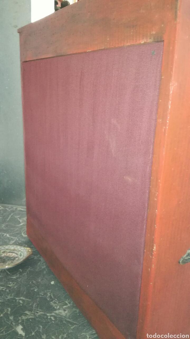 Instrumentos musicales: Organillo de musica español ,firmado por vicente linares JYC/ - Foto 5 - 112680270