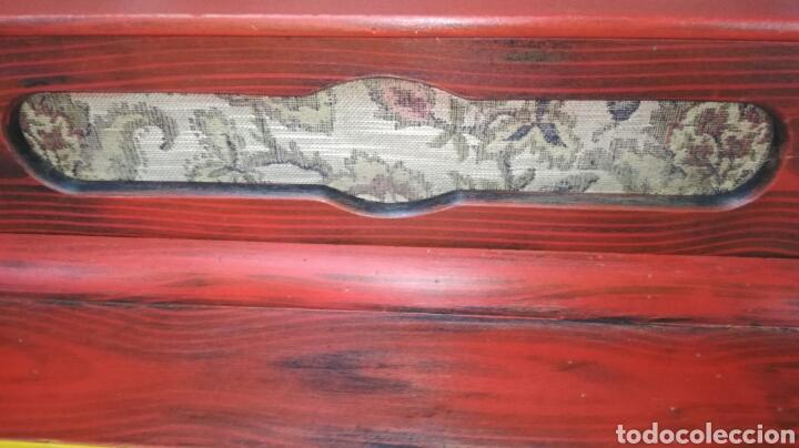 Instrumentos musicales: Organillo de musica español ,firmado por vicente linares JYC/ - Foto 9 - 112680270
