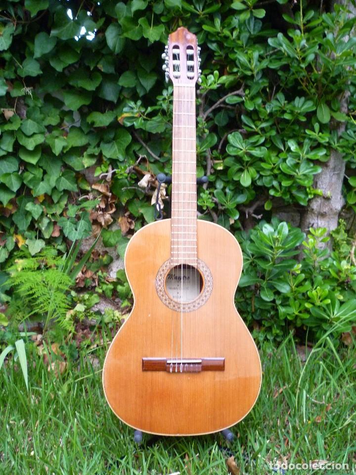 GUITARRA CLÁSICA ANTIGUA MAESTRO ASSAI MODELO CL 110 (Música - Instrumentos Musicales - Guitarras Antiguas)