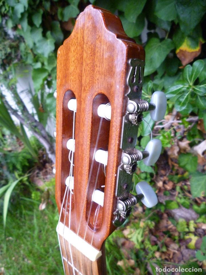 Instrumentos musicales: Guitarra clásica antigua Maestro Assai modelo CL 110 - Foto 4 - 112700699