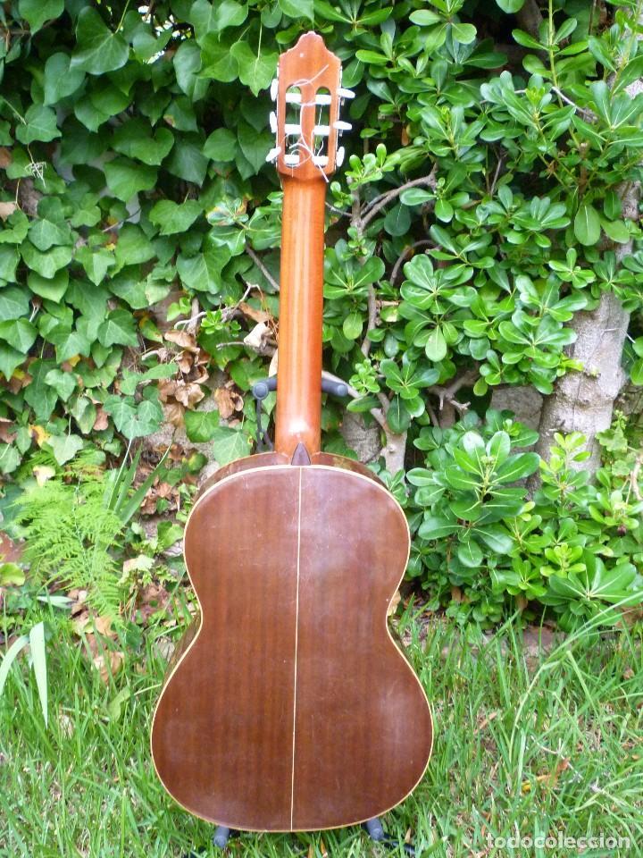 Instrumentos musicales: Guitarra clásica antigua Maestro Assai modelo CL 110 - Foto 5 - 112700699