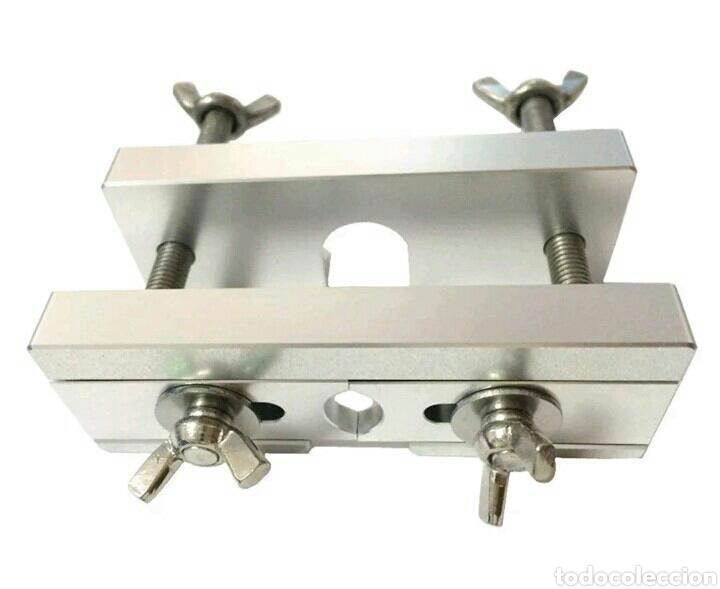 Instrumentos musicales: Herramienta para boquilla trompeta trombón - Foto 2 - 113349154