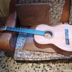 Instrumentos musicales: GUITARRA TELESFORO JULVE ANTIGUA. Lote 113554024