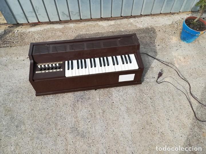 ORGANO MINOR BB ELECTRIC CHORD ORGAN FUNCIONA¡¡ (Música - Instrumentos Musicales - Teclados Eléctricos y Digitales)