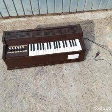 Instrumentos musicales: ORGANO MINOR BB ELECTRIC CHORD ORGAN FUNCIONA¡¡. Lote 113643799