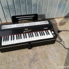 Instrumentos musicales: ANTIGUO ORGANO ELECTRICO. ARMONIO. AÑOS 50 TRANSPOSITOR ELECTRORGAN TCC CASA ERVITI SAN SEBASTIAN. Lote 113643927