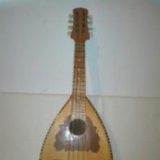 Instrumentos musicales: MANDOLINA. ESTAMBUL.. Lote 113856407