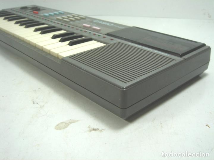 Instrumentos musicales: ORGANO TECLADO PIANO ELECTRONICO -CASIO PT-87 +ROM PACK RO-551- JAPAN 80s - PT87 - Foto 4 - 113897439