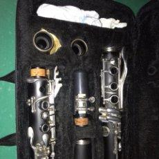 Instrumentos musicales: CLARINETE ZATIRO. Lote 113992914