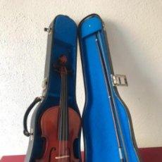 Instrumentos musicales: VIOLÍN ALEMAN DE LA CASA EBERHARD MEINEL.. Lote 116891195