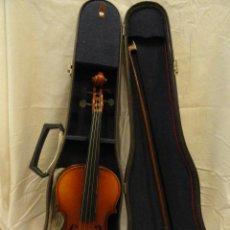 Instrumentos musicales: VIOLIN CON ESTUCHE. Lote 114613655