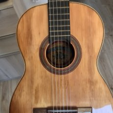 Instrumentos musicales: GUITARRA TELESFORO JULVE. Lote 114672586