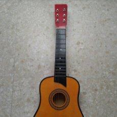 Instrumentos musicales: GUITARRA ESPAÑOLA DE MADERA, 63 CM. Lote 114886807