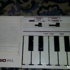 Instrumentos musicales: PT 1. CASIO.PIANO.TECLADO. Lote 114938615