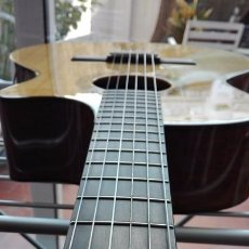 Instrumentos musicales: TAYLOR NS54 CE NYLON. Lote 114971259