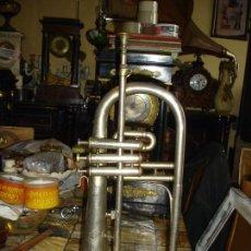 Instrumentos musicales: TROMPETA DE PISTONES PARA COLECCION. Lote 115043999