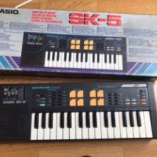 Instrumentos musicales: CASIO SK5( NO FUNCIONA). Lote 115283840