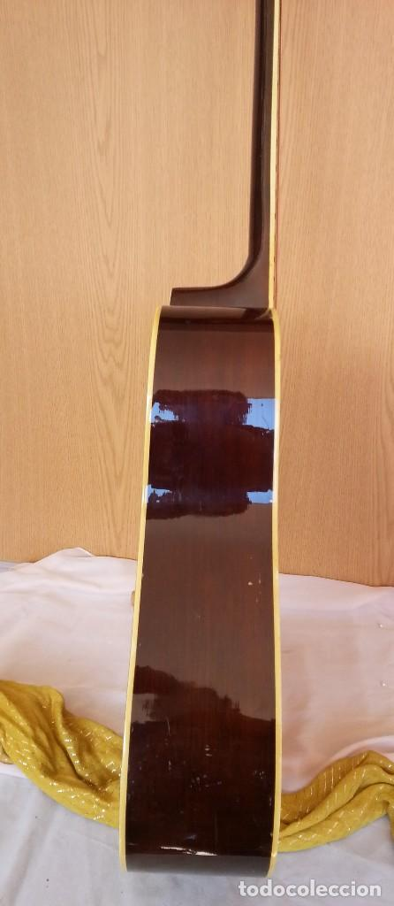 Instrumentos musicales: Guitarra acústica WESTERN BLOOMFIELD BL-208. USA VINTAGE SERIES. SUENA IMPRESIONANTE. - Foto 8 - 115287843