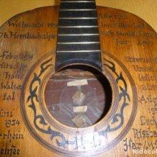Instrumentos musicales: PRECIOSA GUITARRA DE 100 AÑOS. Lote 115302607