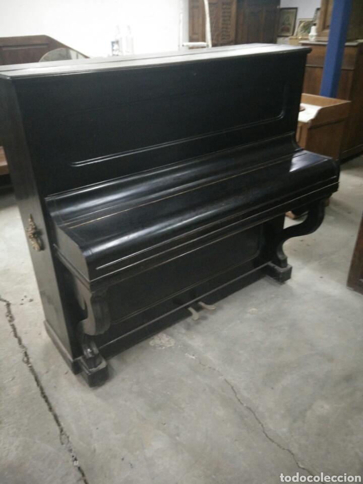 ANTIGUO PIANO (Música - Instrumentos Musicales - Pianos Antiguos)