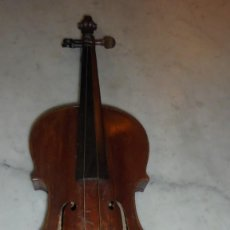 Instrumentos musicales: (M) ANTIGUO VIOLIN 61X21 CM. VER FOTOGRAFIAS ESTADO . Lote 115594195