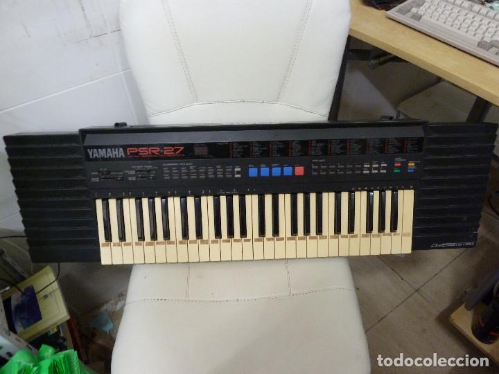 TECLADO YAMAHA MODELO PSR-27 (Música - Instrumentos Musicales - Teclados Eléctricos y Digitales)