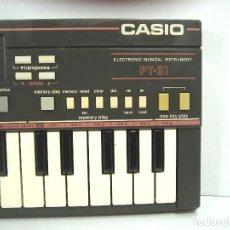 Instrumentos musicales: ORGANO TECLADO -CASIO PT-31 SIN MEMORIA - JAPAN 80S - PT31 - PIANO ELECTRONICO. Lote 115736531