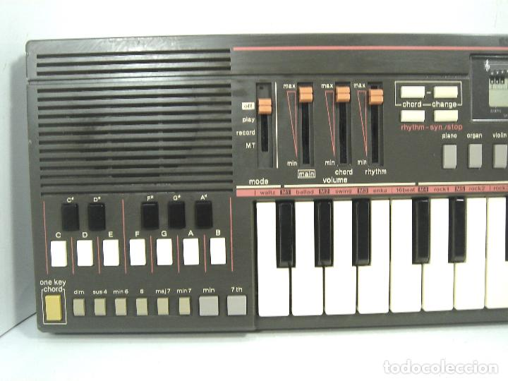 Instrumentos musicales: ORGANO TECLADO -CASIO PT-31 SIN MEMORIA - JAPAN 80S - PT31 - PIANO ELECTRONICO - Foto 3 - 115736531