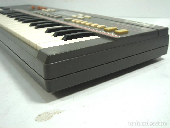 Instrumentos musicales: ORGANO TECLADO -CASIO PT-31 SIN MEMORIA - JAPAN 80S - PT31 - PIANO ELECTRONICO - Foto 6 - 115736531