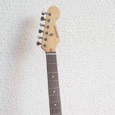 Instrumentos musicales: GUITARRA ELÉCTRICA. AÑOS 90. MARCA C. GIANT. BUEN ESTADO GENERAL.. Lote 116116311