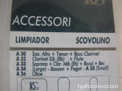 Instrumentos musicales: Cordón clarinete - Foto 4 - 116790591